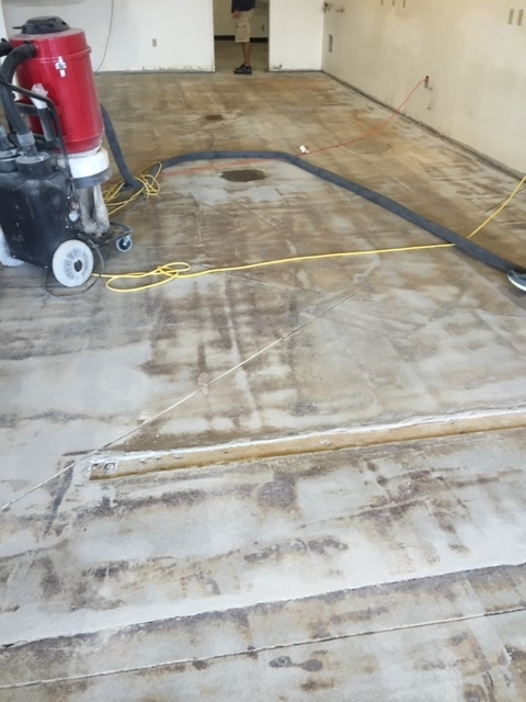 Commercial Epoxy & Flooring
