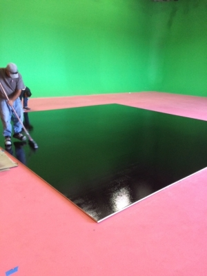 Jennifer Lopez Music Video Set