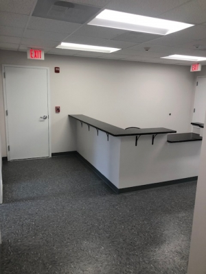PWC Police Security and Medical Facility