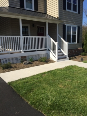 Residential Porch