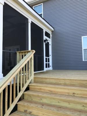 Residential Deck