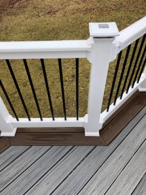 Residential Fauquier County Deck
